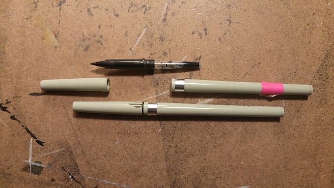 Kuretake Brush Pen