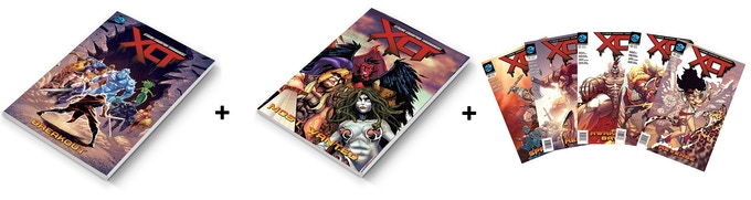 XCT Digital Collection -$30 Printed Standard Collection - $60