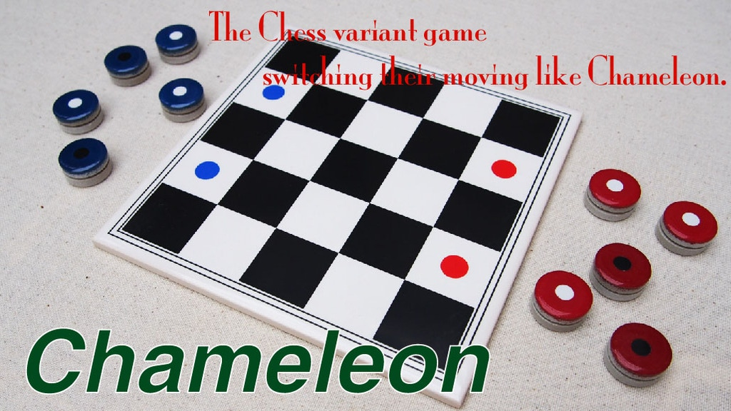 Chameleon - A Modern Version of Chess project video thumbnail