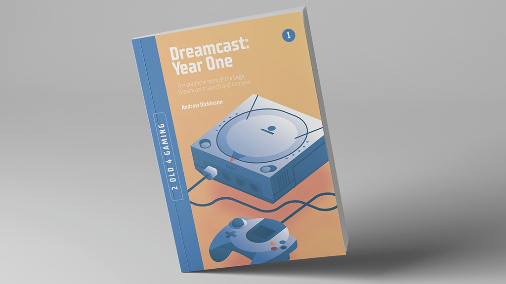 Dreamcast: Year One - Unofficial Book project video thumbnail