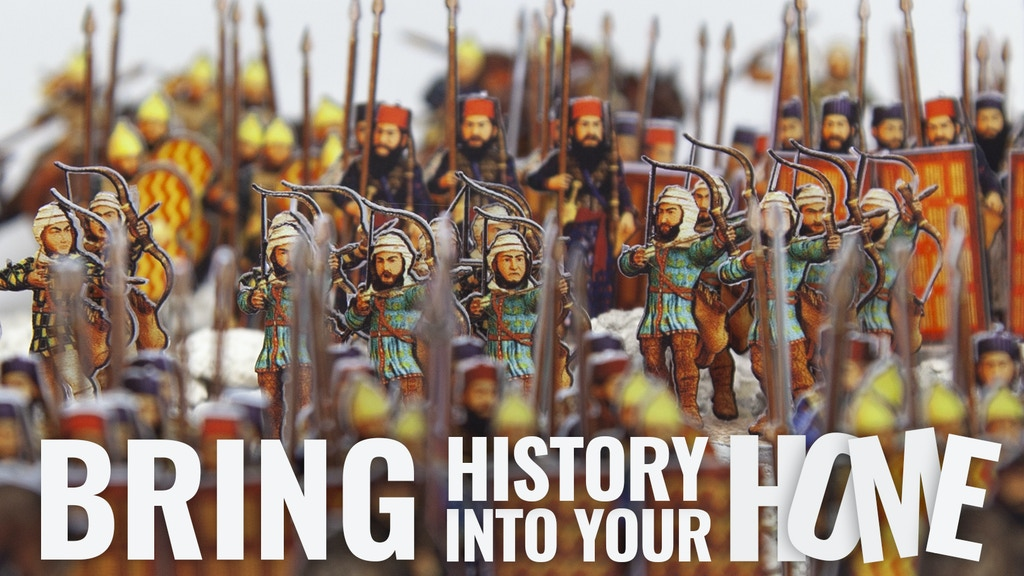 Bring History into Your Home project video thumbnail