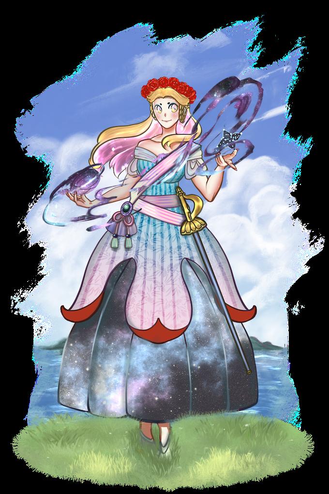 Mandragoran Floral Sorcerer