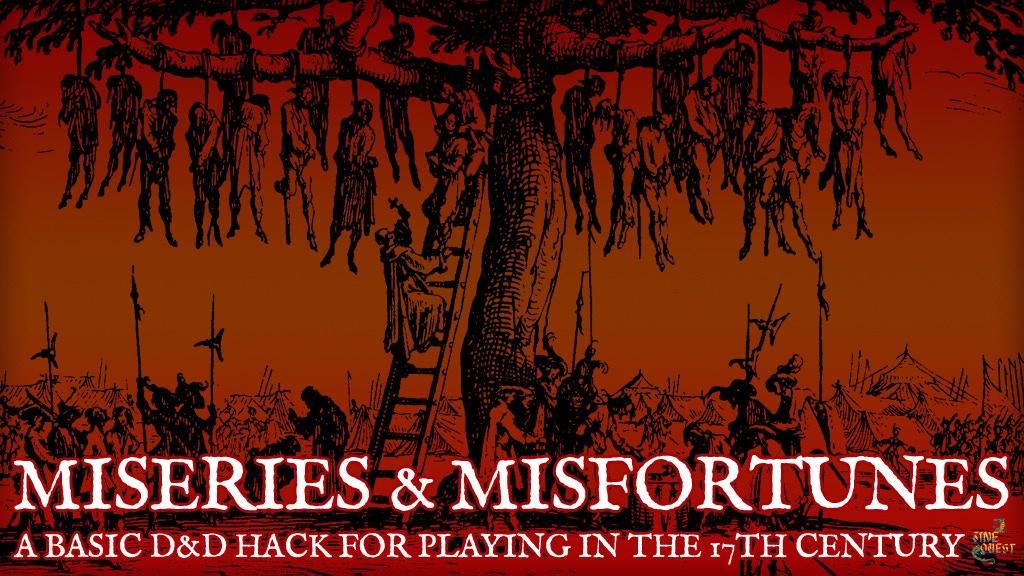 Miseries & Misfortunes: Les Fruits Malheureux project video thumbnail