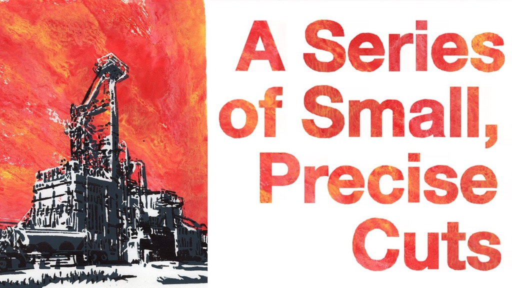 A Series of Small, Precise Cuts project video thumbnail