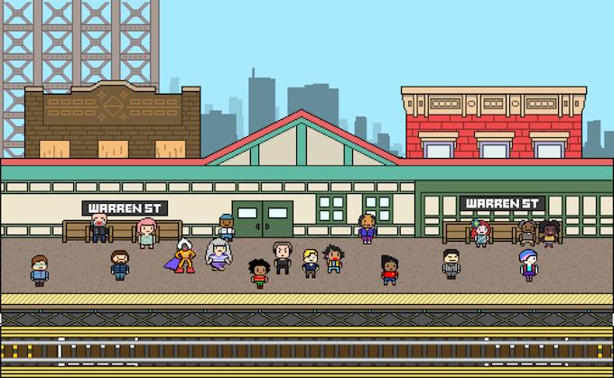 Warren Station Downtown Threeson