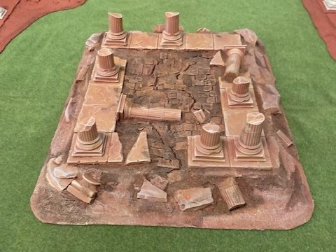 Ruined Temple £70