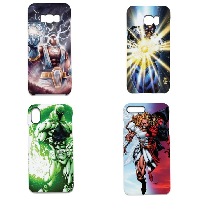 Advent Comics Phone Cases (Android or iPhone)