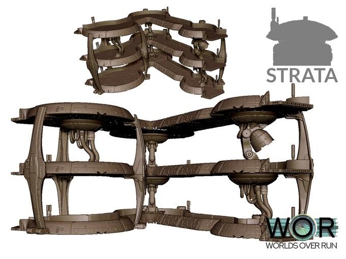 The World of Strata