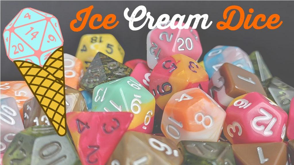 Ice Cream Dice