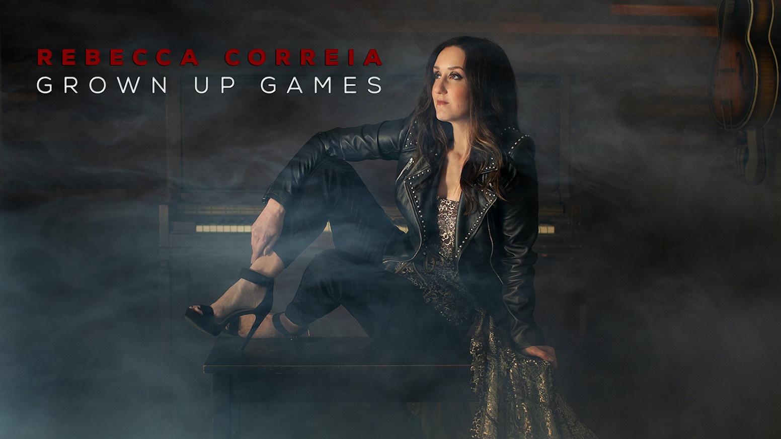 23b8548c33 New Album by Rebecca Correia Produced by Keb' Mo' by Rebecca Correia ...
