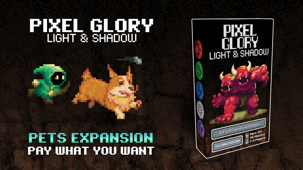 Pixel Glory - Pets Expansion! Pay What You Want project video thumbnail