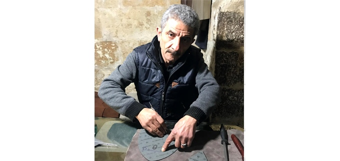 Orhan - Our lead artisan