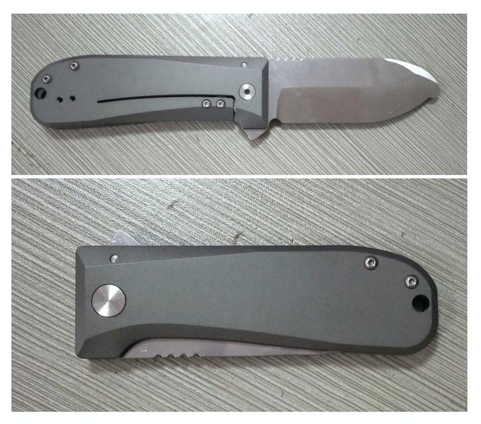 Handmade Allman Prototype
