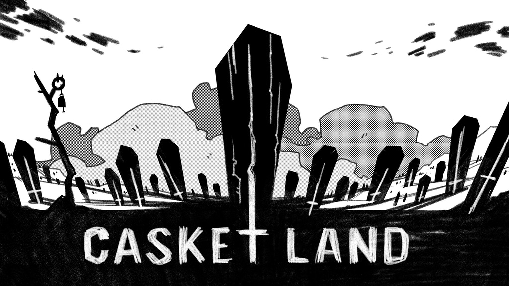 CASKET LAND project video thumbnail