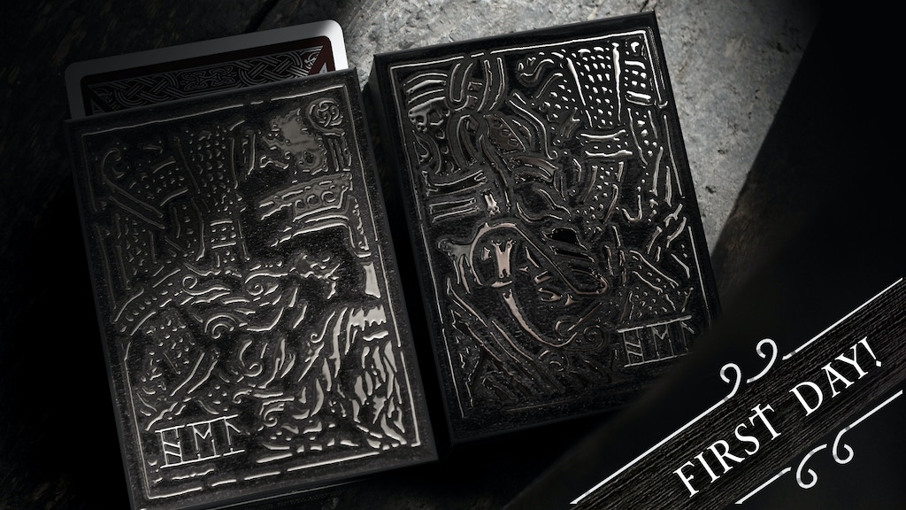 Helheim Playing Cards is the top crowdfunding project launched today. Helheim Playing Cards raised over $180127 from 391 backers. Other top projects include Groove Watch Band - The First Breathable Band with Grooves, Lo Regular de lo Mediocre, ...