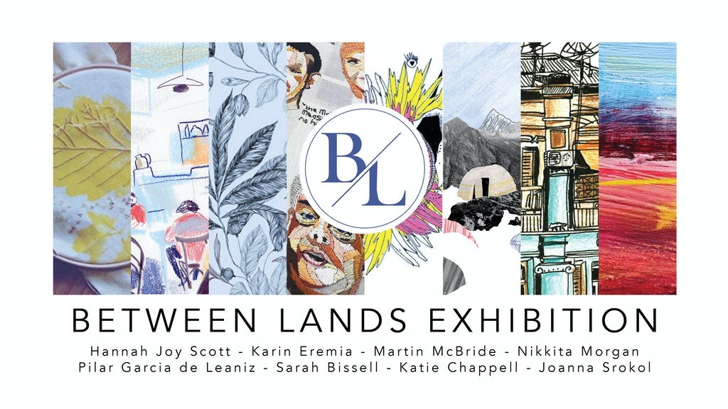 Between Lands Exhibition project video thumbnail