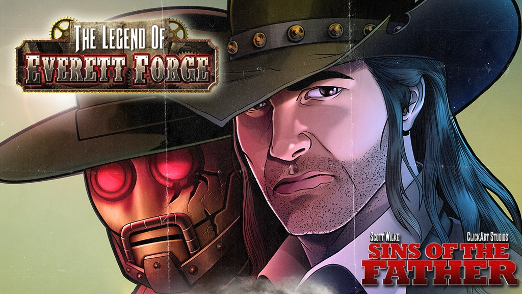 The Legend of Everett Forge: Issue #3 project video thumbnail