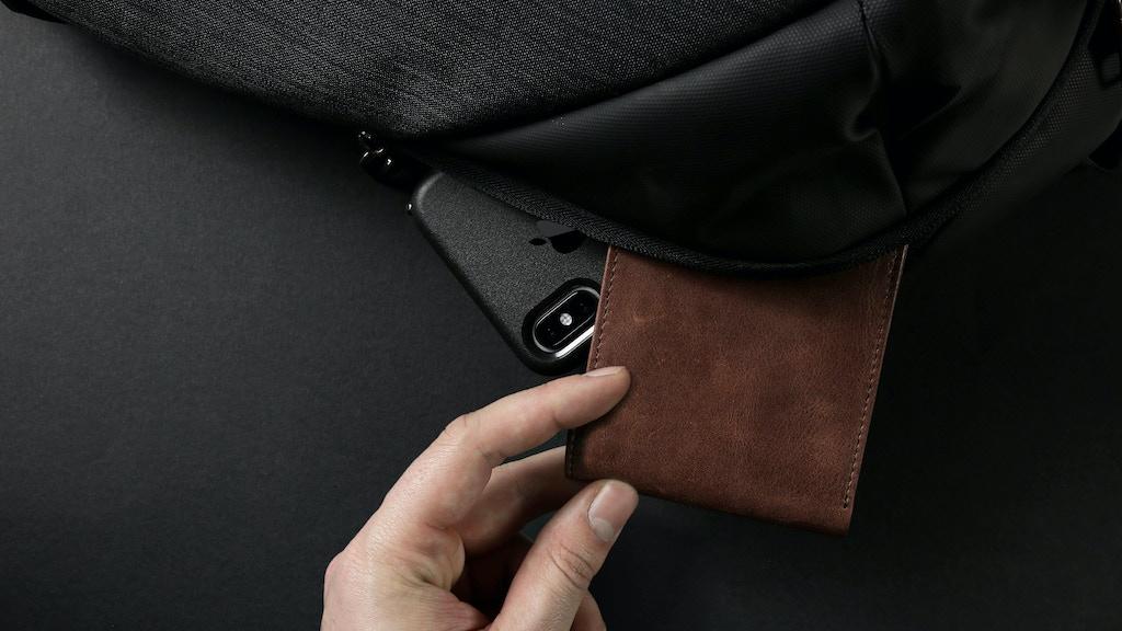 SERMAN BRANDS Executive | RFID Blocking BI-fold Wallet