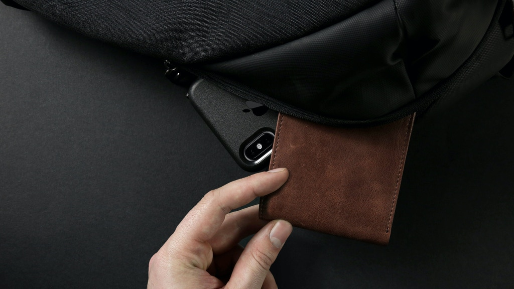 SERMAN BRANDS Executive | RFID Blocking BI-fold Wallet project video thumbnail