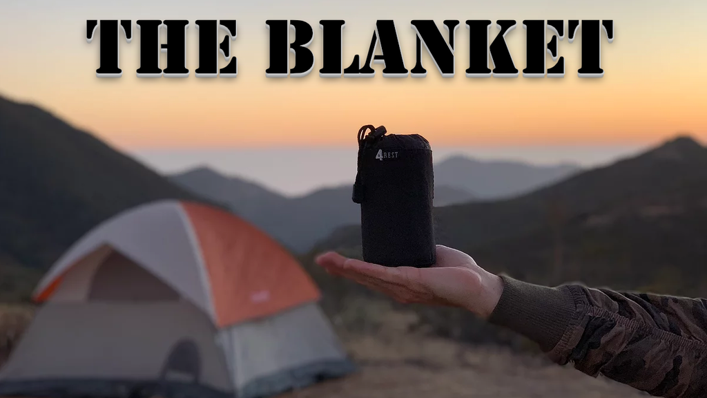 4-Rest | Travel Blanket project video thumbnail