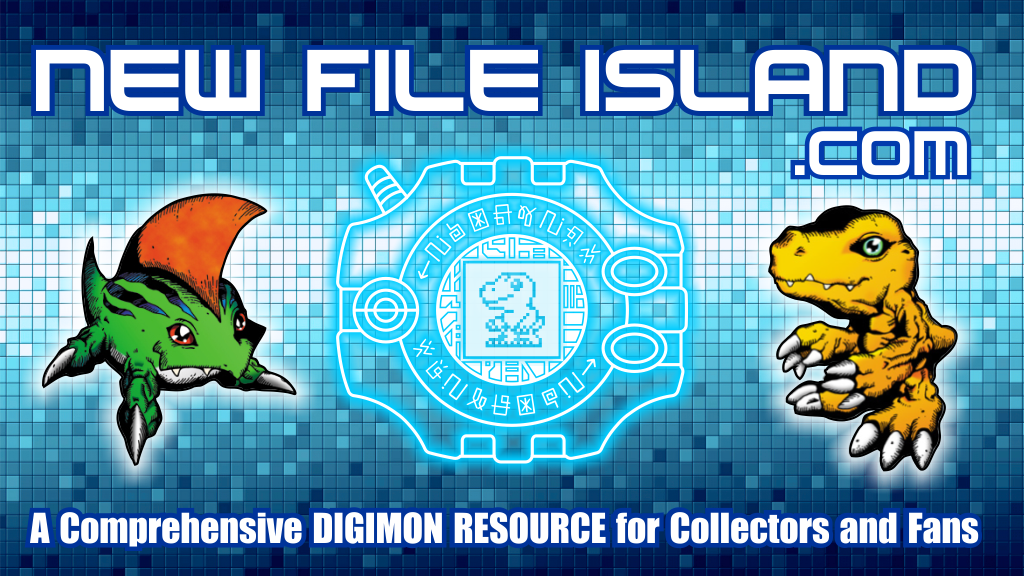 New File Island: A Digimon Resource