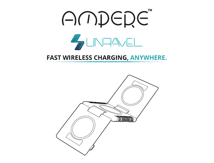 Unravel: Fast Wireless Charging, Anywhere  by Ampere