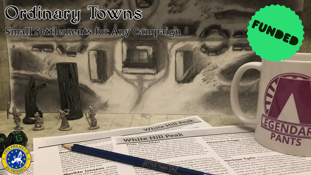 Ordinary Towns: Small Settlements for Any Campaign project video thumbnail