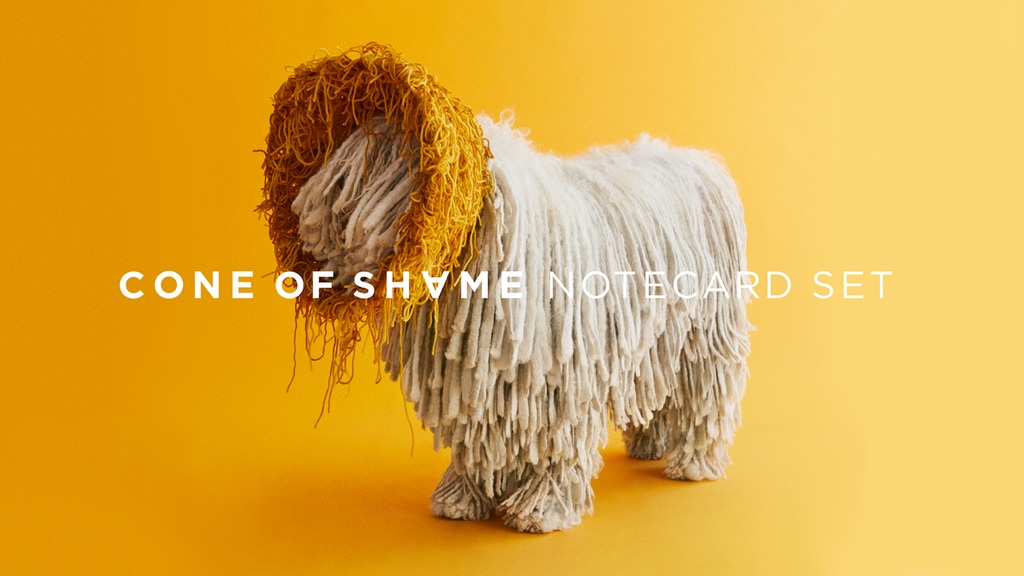 Cone of Shame Notecard Set is the top crowdfunding project launched today. Cone of Shame Notecard Set raised over $2113 from 39 backers. Other top projects include FOMO!, Blu Bar - Your healthiest meal ever, in a bar!, ...