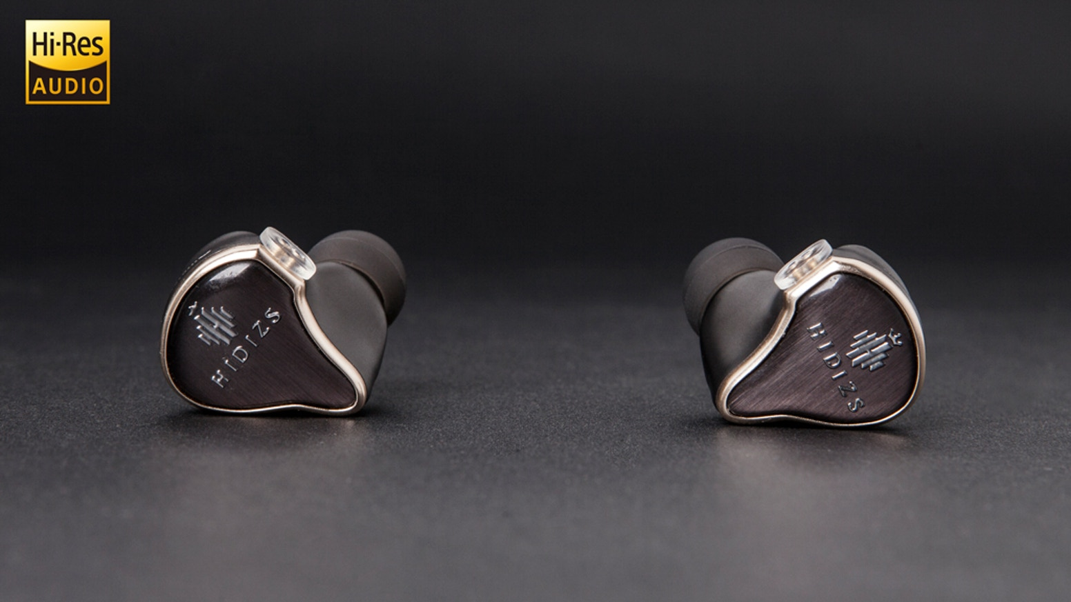 The Hybrid Triple BA & Single Dynamic Drivers HiFi In-Ear Monitor + The Versatile Portable HiFi System.