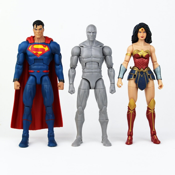 Male Blank Sample Height Comparison