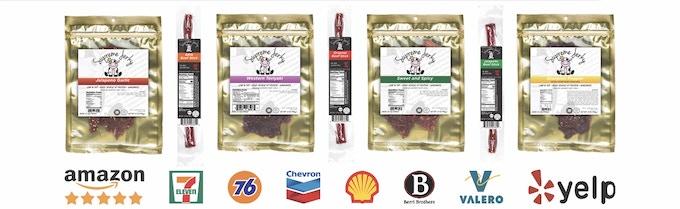 Supreme Beef Jerky - Halal Jerky by Supreme Beef Jerky