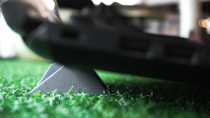 Carpeted surface