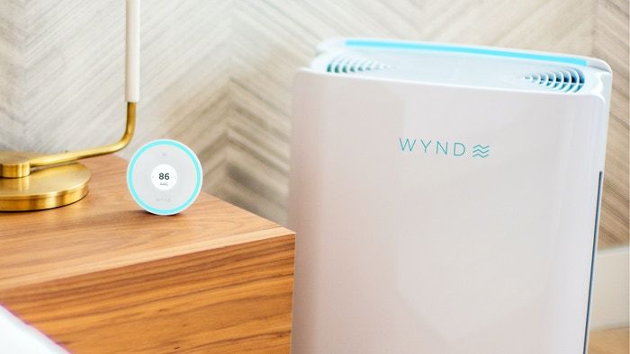 Wynd Halo + Home Purifier: Keep your home's air healthy by