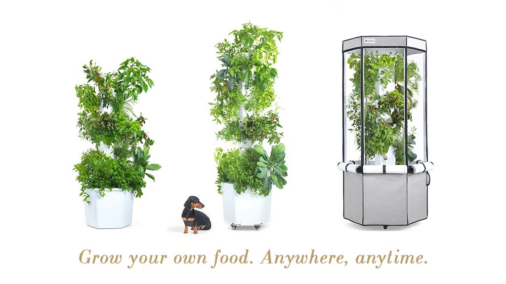 Aerospring: The versatile, vertical garden for everyone project video thumbnail