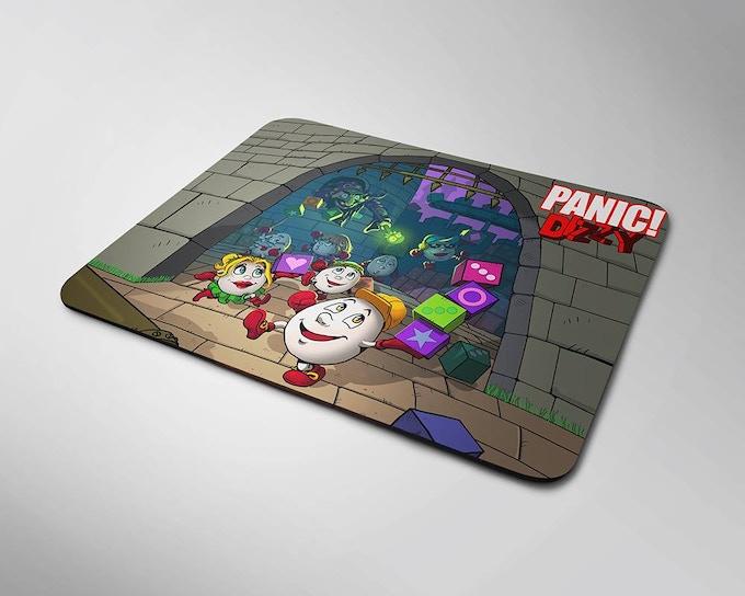 Panic! Dizzy Mouse Mat