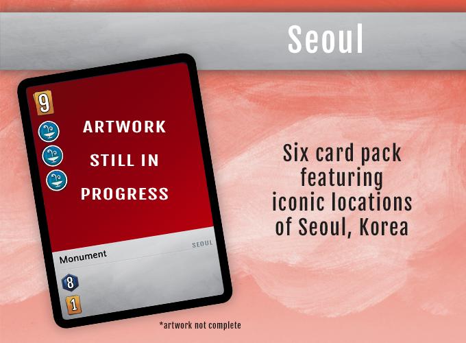 Iconic City Pack - Seoul, Korea