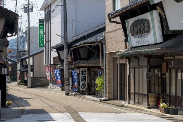 Tansu street