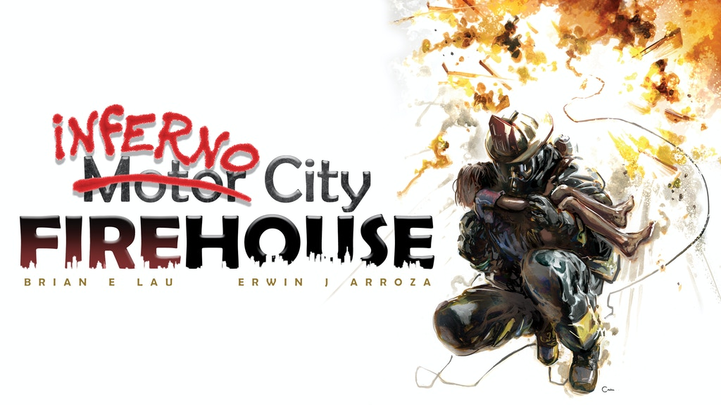 Inferno City Firehouse: The Motor City Edition project video thumbnail