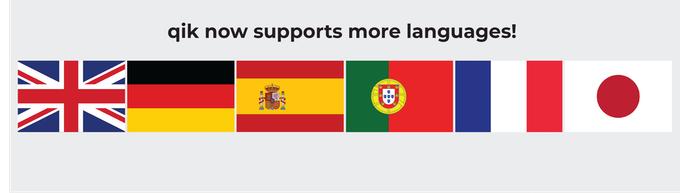 We have received much request to have more languages. We are trying our best to get translations so that more people can enjoy! Now supports German, Spanish, Portuguese, French and Japanese. We will personally message you about your choice of language once our campaign has been fully funded. Thank you!