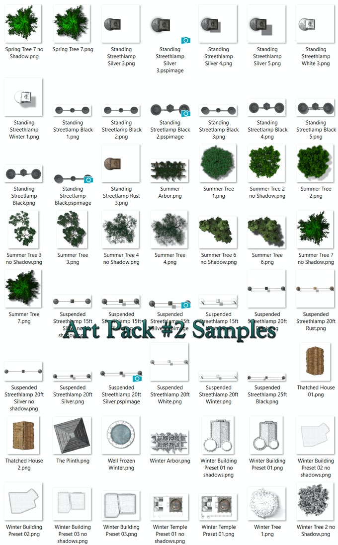 Art Pack 2