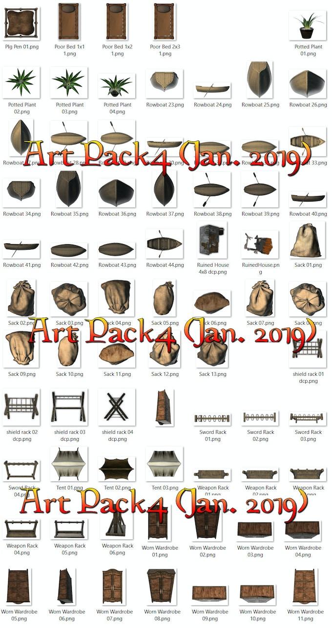 Art Pack 4