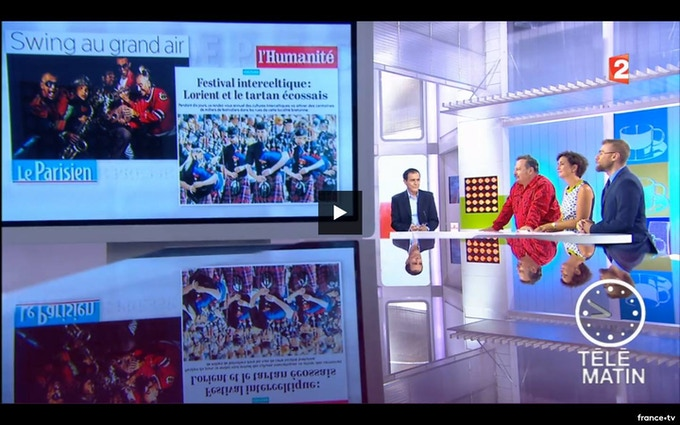 Nojazz  TV  Promo FRANCE 2