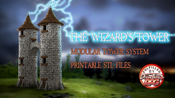 The Wizard's Tower - 1st Campaign. Click the picture to visit the campaign.