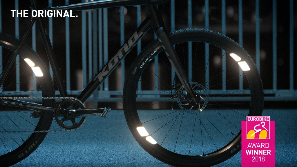 FLECTR 360 CL - the bike reflector with 360° visibility project video thumbnail