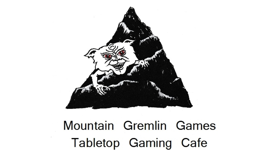 Project image for Mountain Gremlin Games : Board Games Cafe