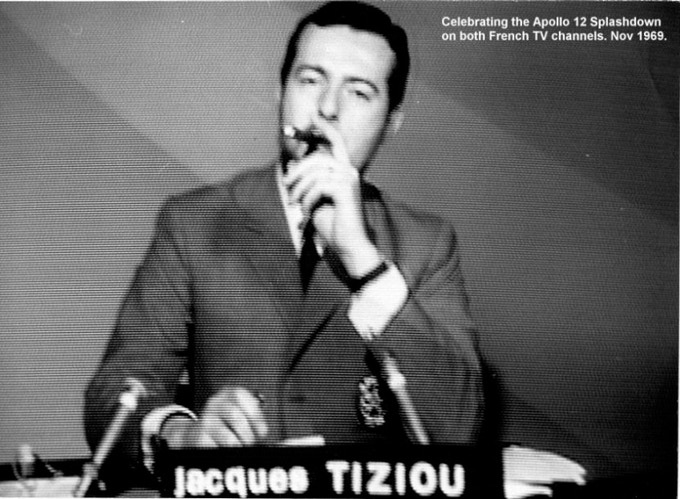 An entire generation of French-speakers grew up with Jacques' voice on TV and radio recounting the exciting stories coming out of the US space program...