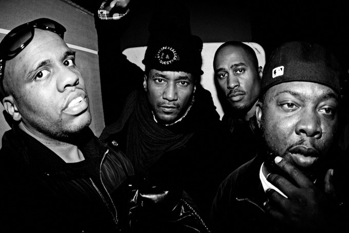 A Tribe Called Quest, Brooklyn 2010