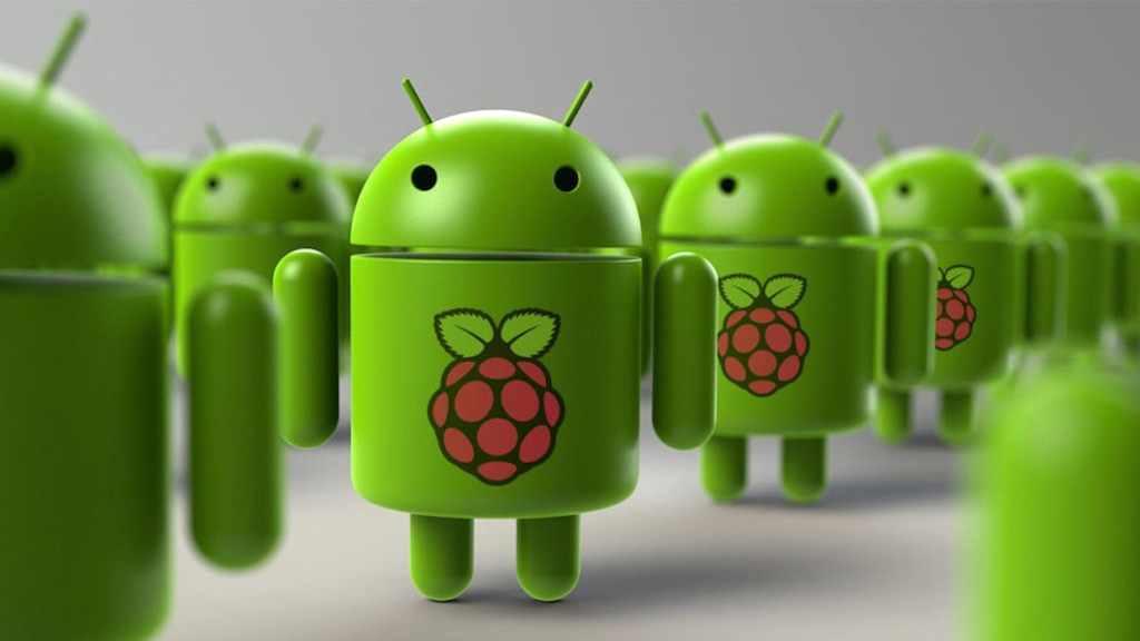 Project image for Raspberry Pi: Android stable and functional OS