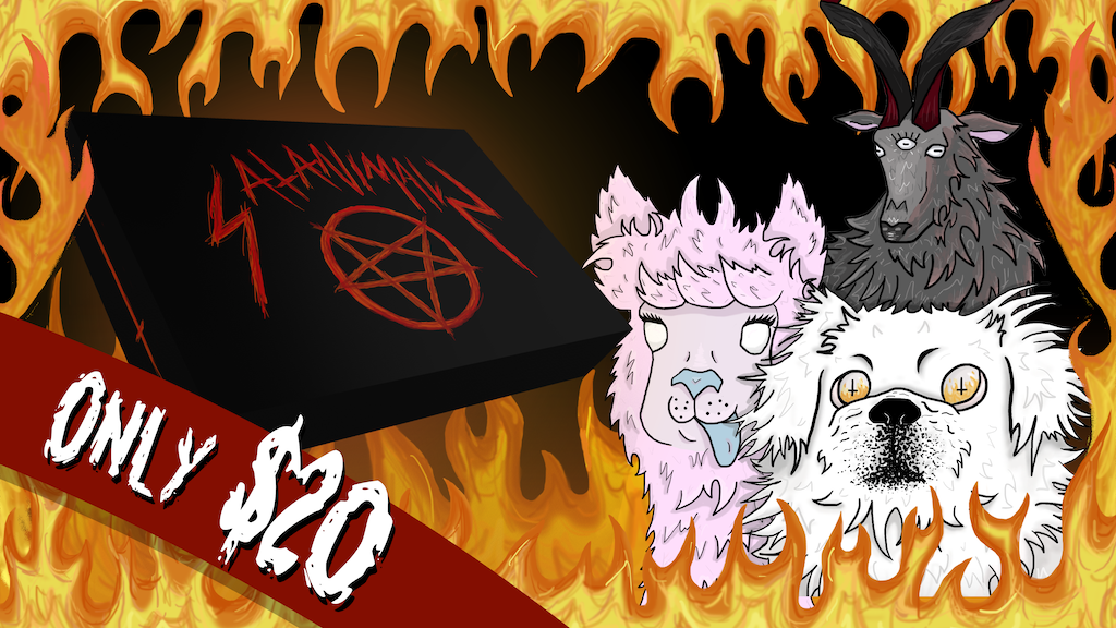 SATANIMALS: Build Your ULTIMATE Demonic Petting Zoo