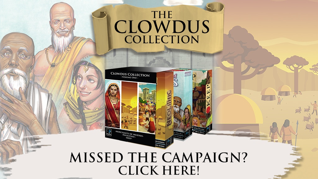 The Clowdus Collection project video thumbnail